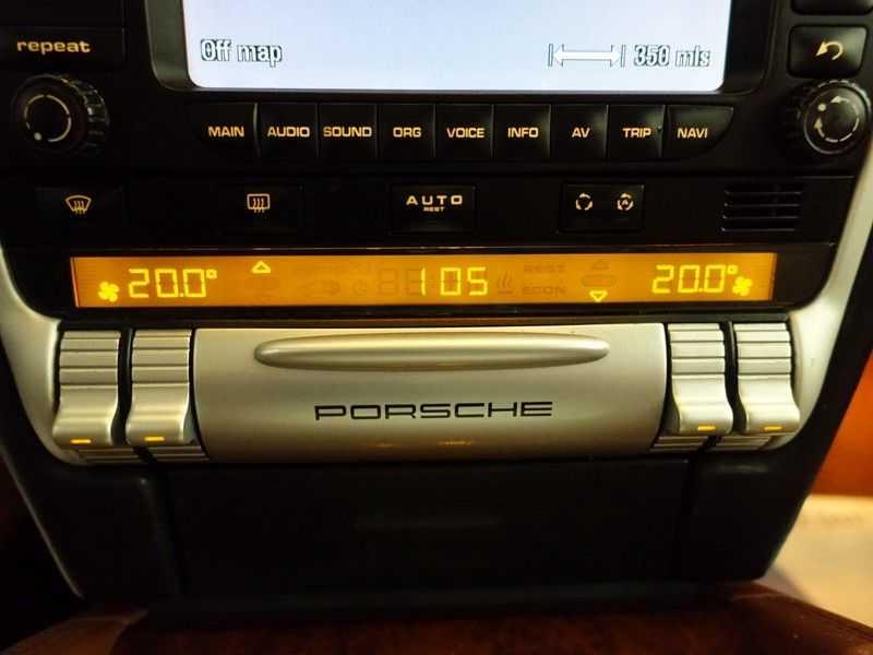 Porsche Cayenne 4.8 Turbo 500pk Autom, Schuifdak, Leer, Bose, Xenon, Memory, Full! afbeelding 18