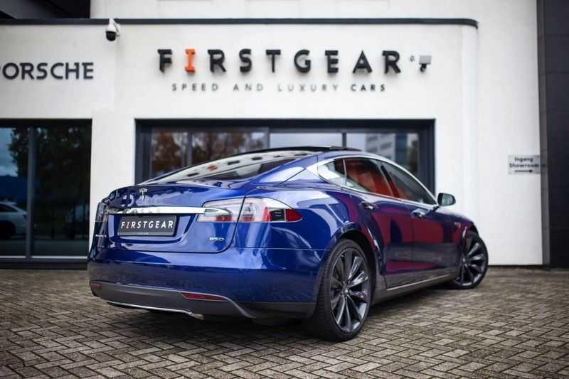 """Tesla Model S 85D Base *Pano / 21"""" / Prijs ex. BTW* afbeelding 4"""