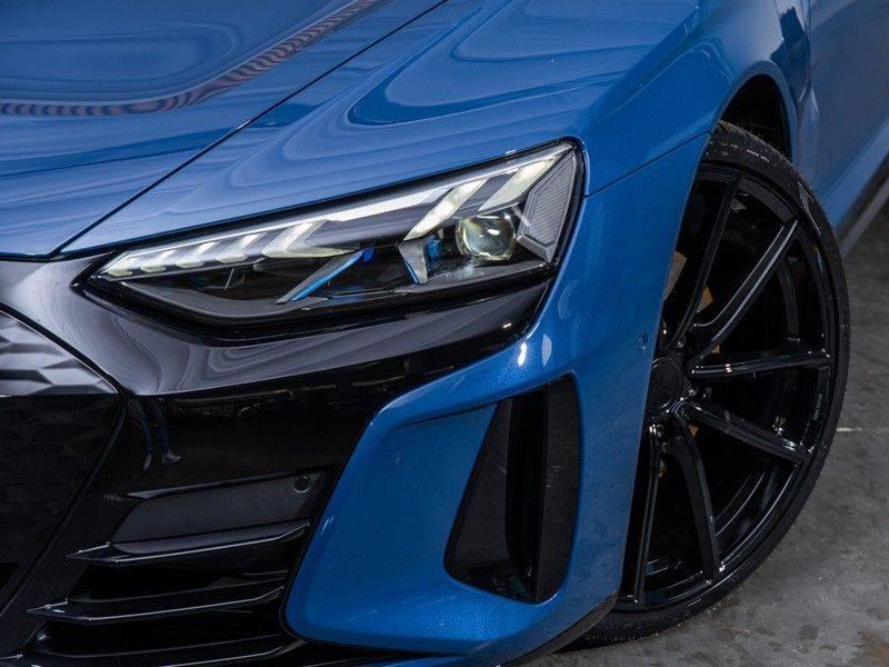 "Audi e-tron GT B&O,HUD,PANO,22"" afbeelding 10"