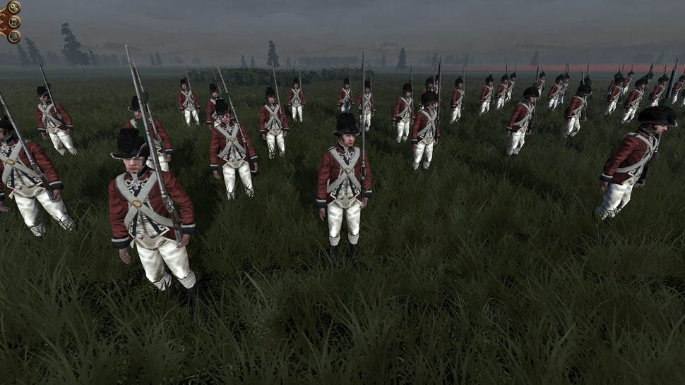 GB Guards Light Infantry