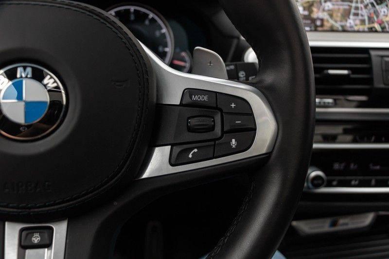 "BMW X3 M40i xDrive 340pk Panoramadak VirtualCockpit ShadowLine Sportleder+Memory Head-Up ACC Harman/Kardon AmbientLight Keyless 20"" 360Camera ParkAssist Pdc afbeelding 20"