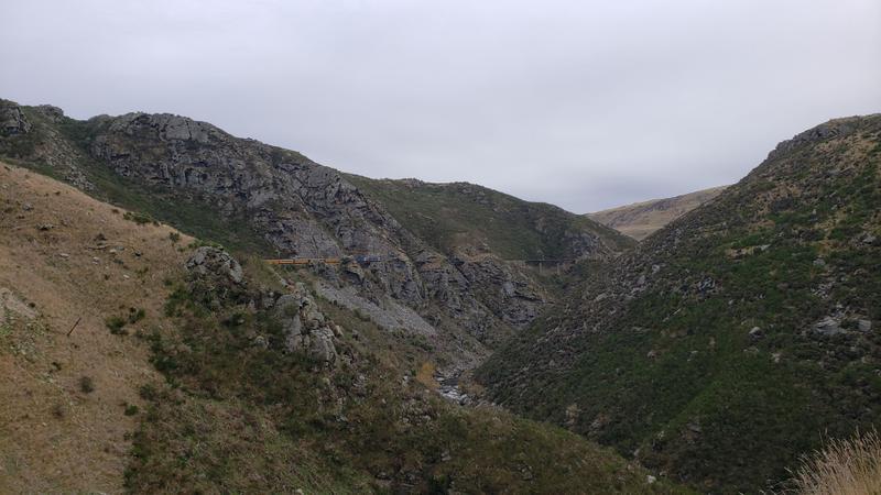 The Taieri Gorge