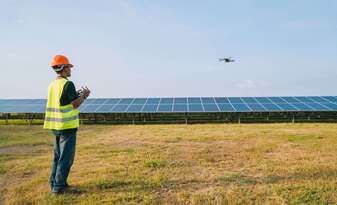 DRONE TECHNOLOGY IN SOLAR PANEL, THERMAL MAPPING DRONES,MAPPING