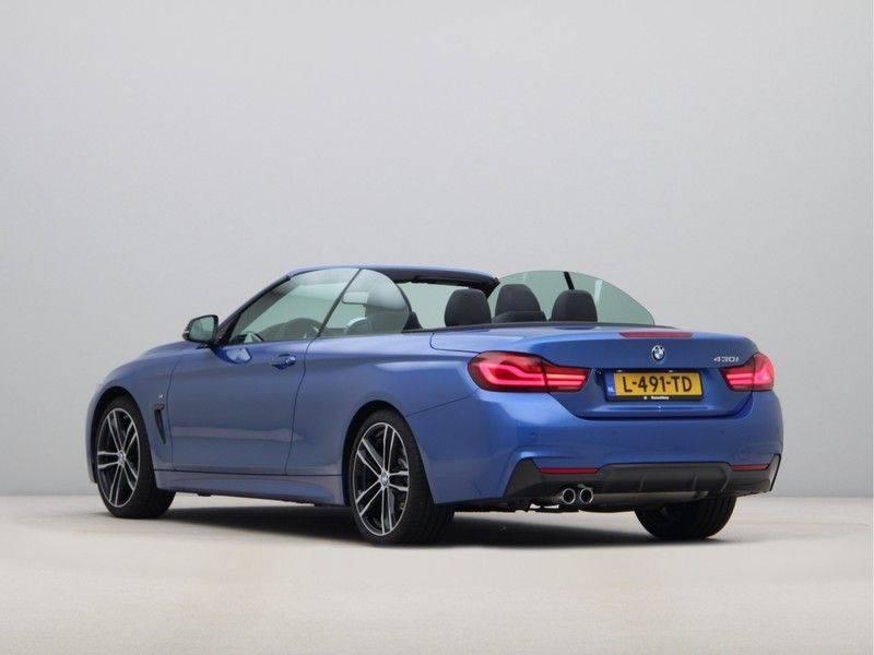 BMW 4 Serie Cabrio 430i High Exe M-Sport afbeelding 16