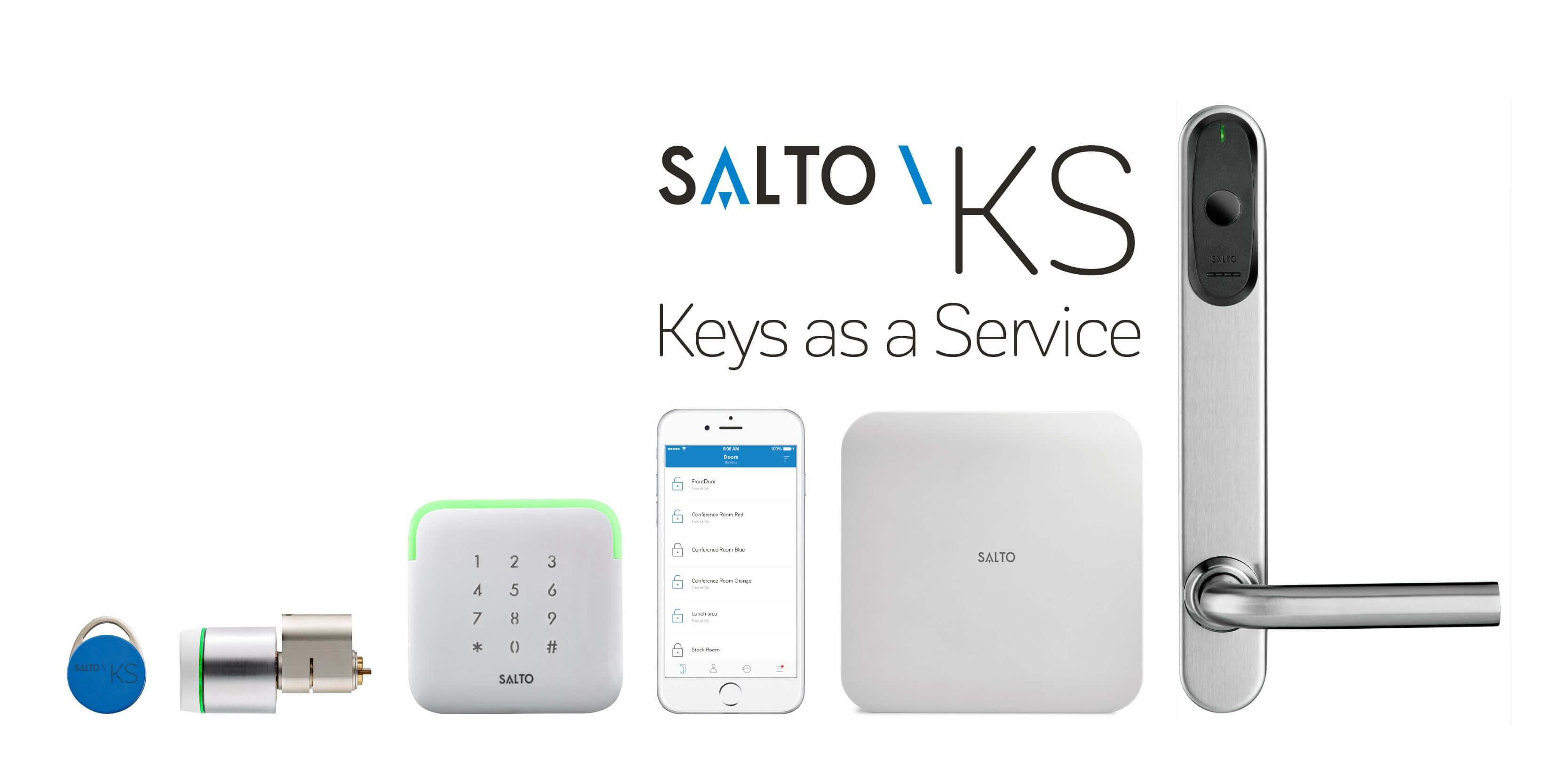 Salto KS coworking hackathon London