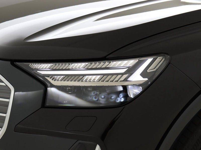 Audi Q4 40 e-tron Launch edition S Competition | Panoramadak | Lederen bekleding | Sonos | Head-up display afbeelding 25