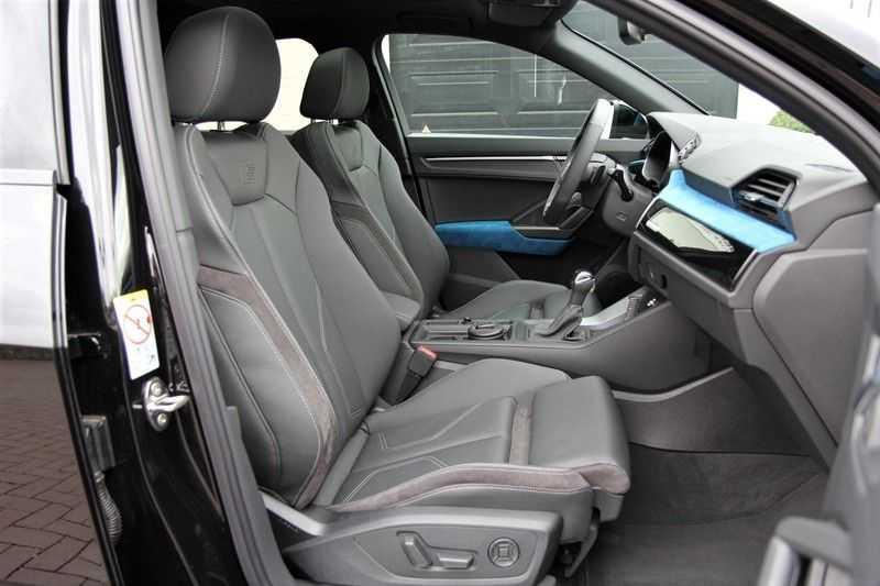 Audi Q3 Sportback 45 TFSI quattro EDITION-ONE+TOPVIEW+PANO.DAK afbeelding 2