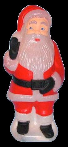 Adorable Santa photo