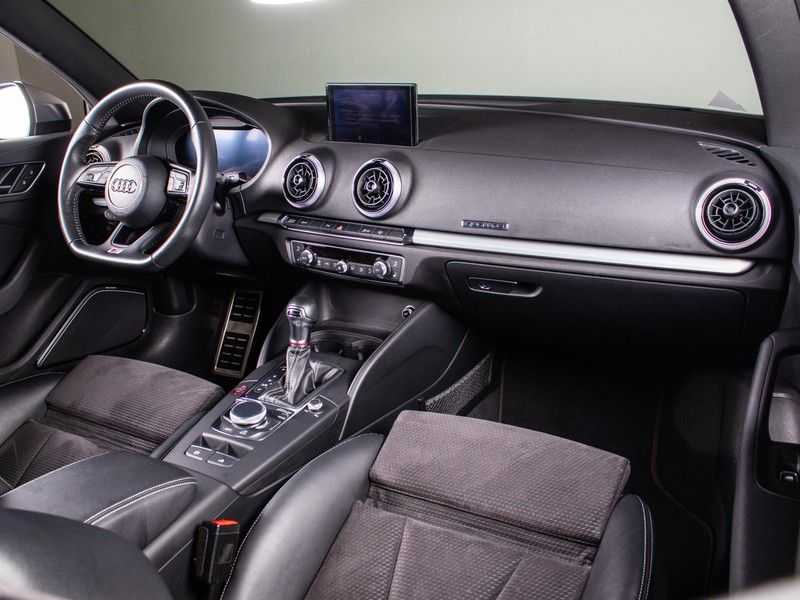 Audi A3 Cabriolet 2.0 TFSI S3 quattro Pro Line Plus   B&O Sound   Massagestoelen   LED   Virtual cockpit   Nekverwarming   afbeelding 22