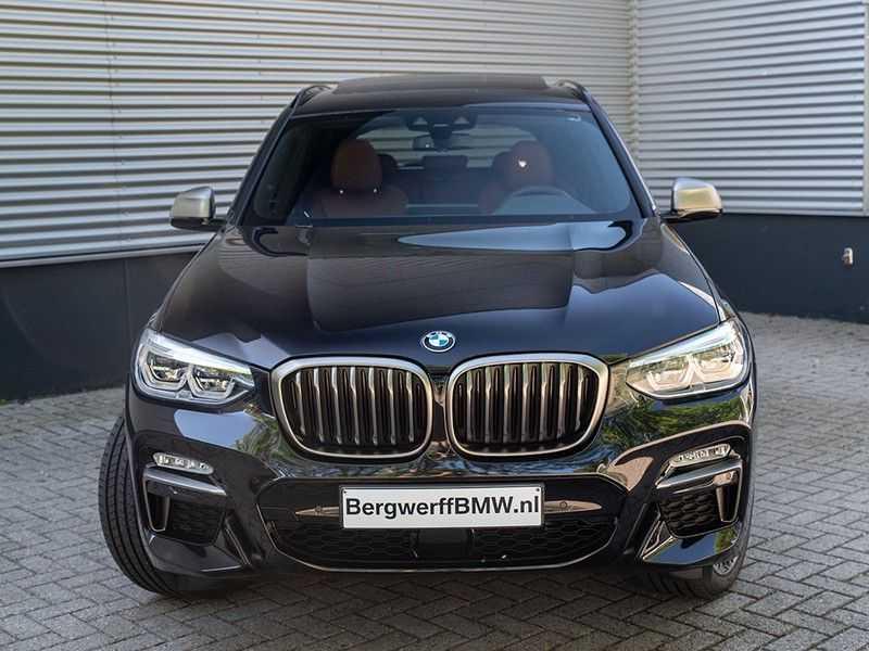 BMW X3 M40i xDrive - Individual Leder - Panorama - ACC - Harman Kardon - Memoryzetels afbeelding 8
