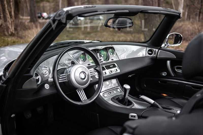 BMW Z8 5.0 // Hardtop // Titansilber afbeelding 12