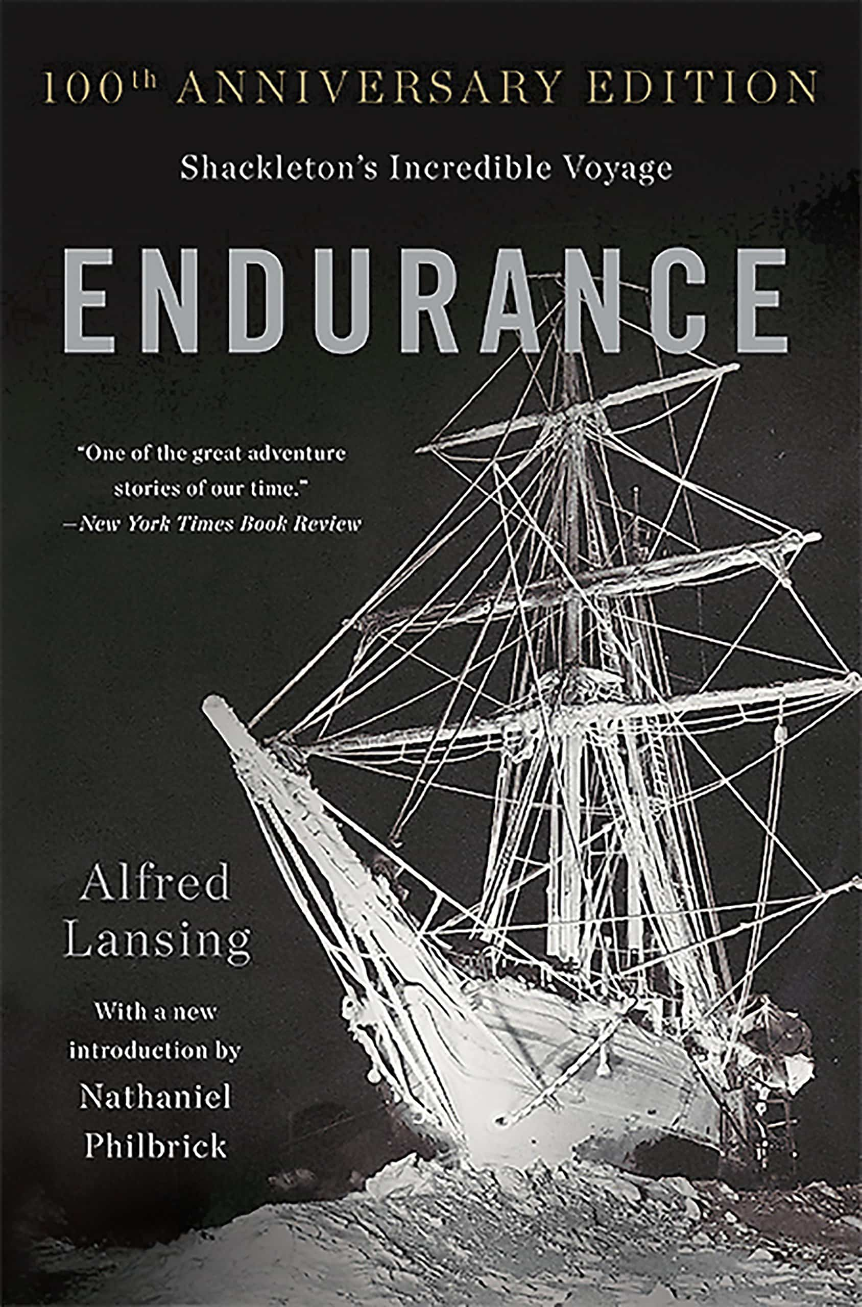 The cover of Endurance