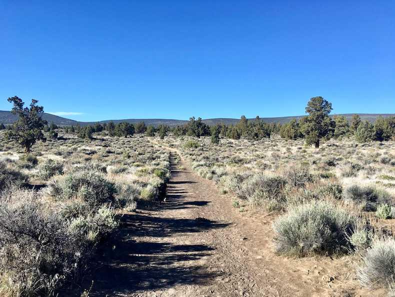 Oregon Badlands
