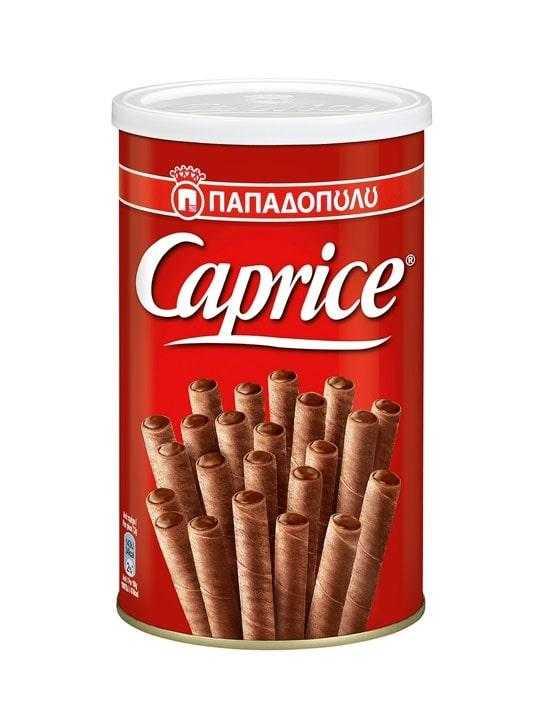 Chocolate Wafer rolls Caprice - 250g