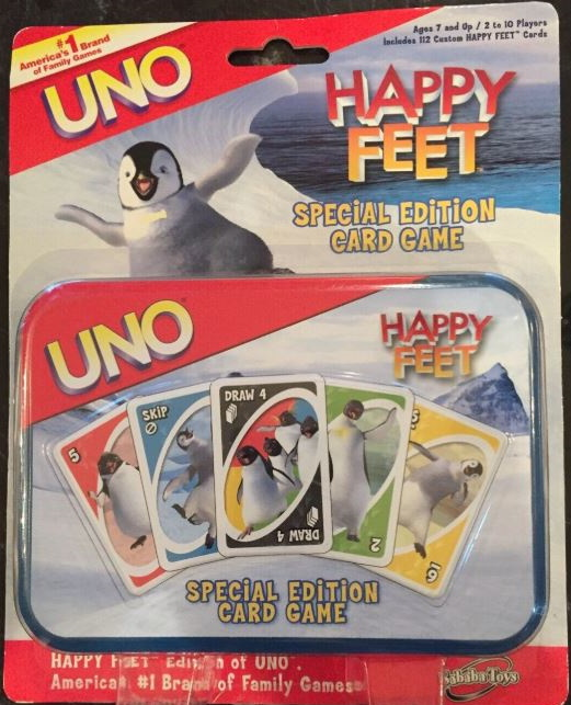 Happy Feet Uno