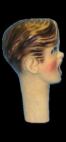 Choir Boy Head photo