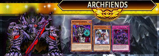 Introduction to Archfiends | Duel Links Meta