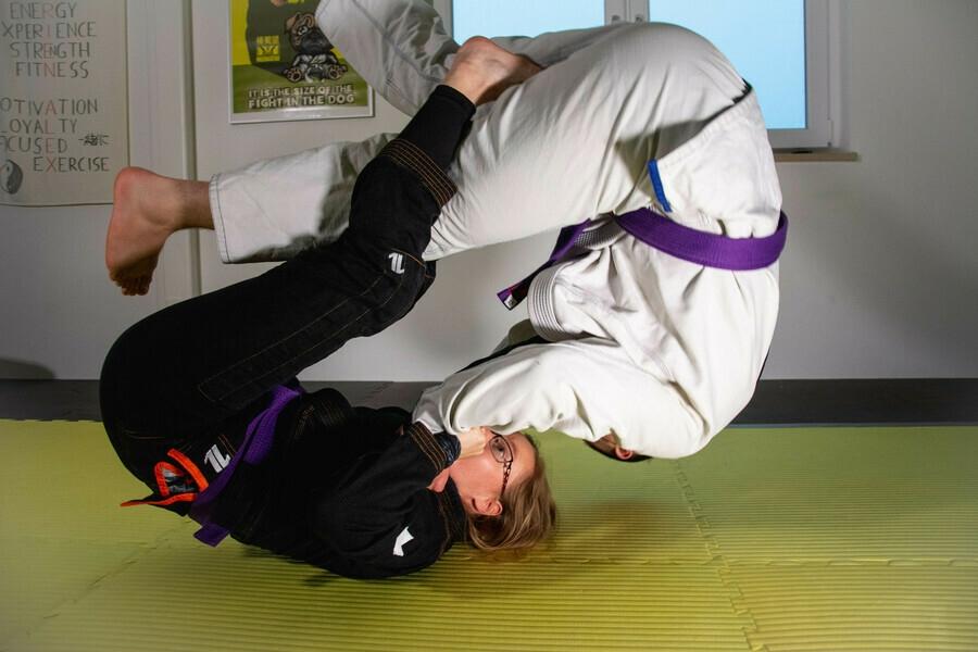 Brazilian Jiu Jitsu (BJJ)