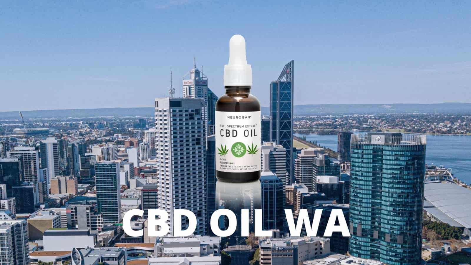 Is CBD Oil Legal in WA?