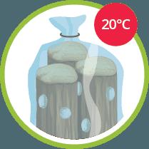 Log incubation