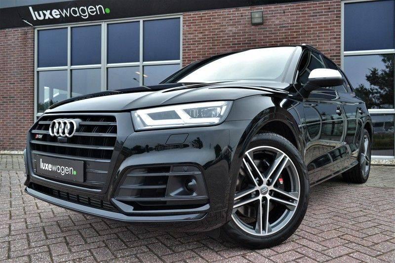 Audi SQ5 3.0 BiTDI 347pk quattro Trekh ACC HUD m-LED Topview Black-Opt afbeelding 17