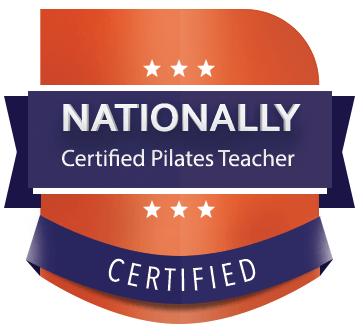 Nationally Certified Pilates Teacher (NCPT)