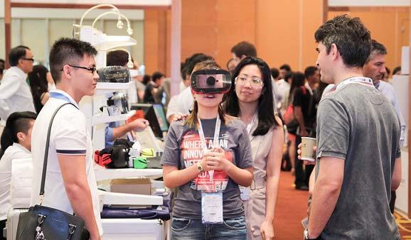 Smart Nation Innovations Week 2017