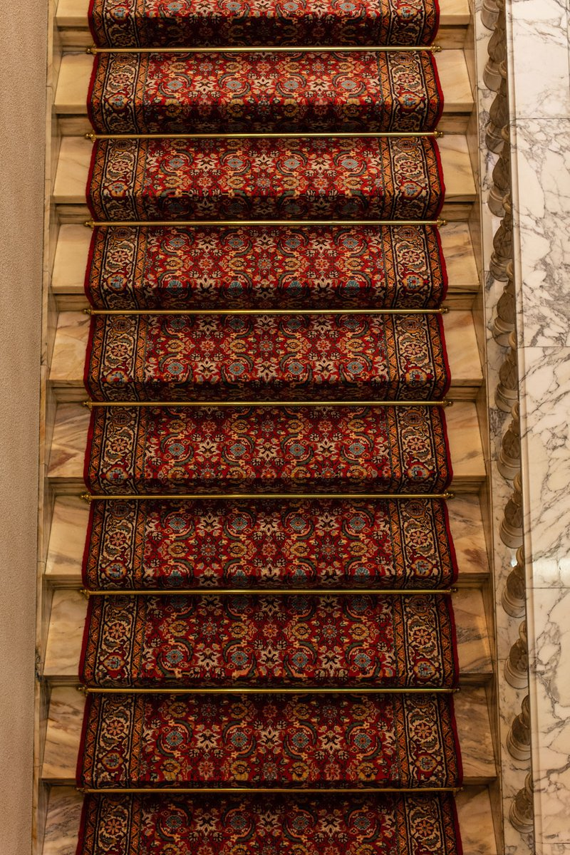 Stairs, Ceaușescu Palace