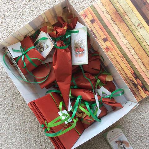 Адвент календарь и прочая рождественская суета