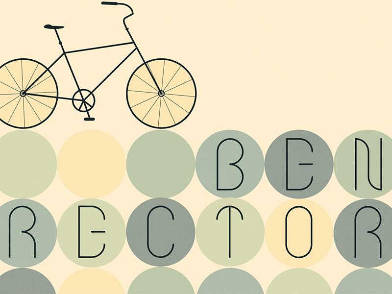 Ben Rector poster