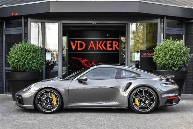 Porsche 911 TURBO S BURMESTER+LIFT+ACC+GLASDAK NP.305K afbeelding 6