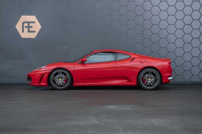 Ferrari F430 F1 Coupe Rosso Corsa + Excellent Condition afbeelding 11