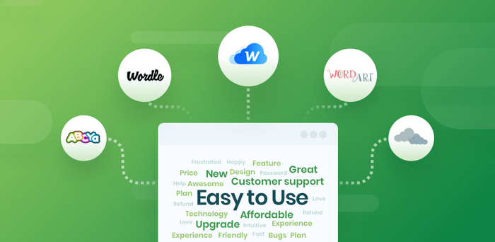 5 Free Wordsalad Alternatives to Create Word Clouds