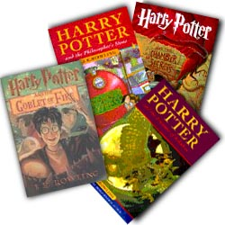 Far from Potty about Harry Potter