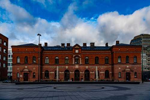 Västra Station