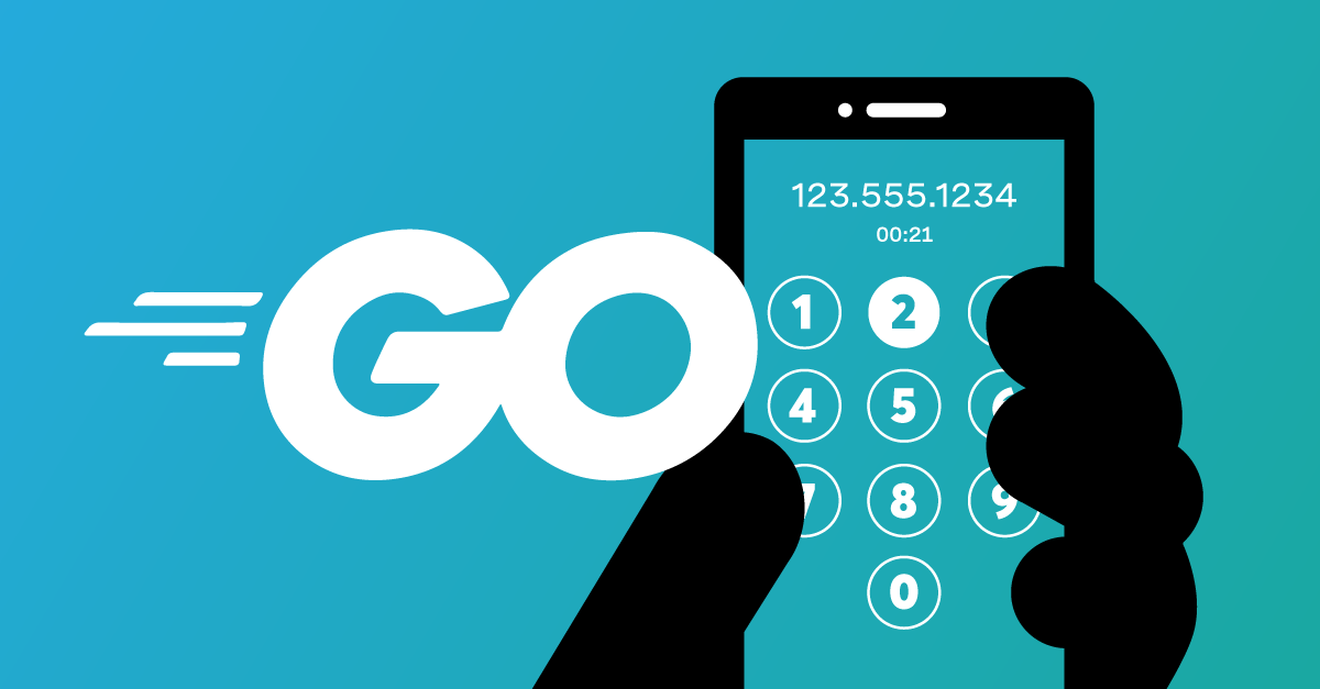 Build an Interactive Voice Response with Go