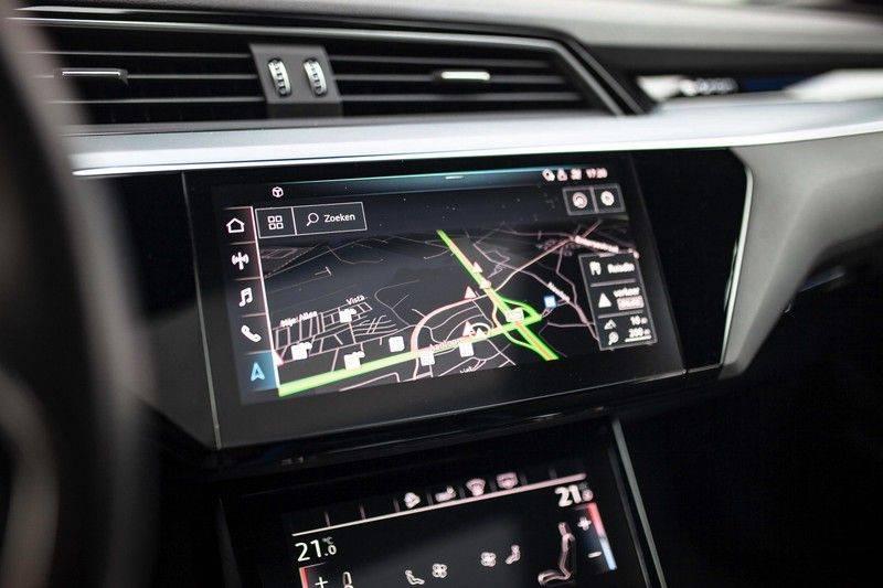 Audi e-tron 55 Quattro *4% Bijtelling / Prijs Ex. BTW / B&O / Stad & Tour pakket / Pano / ACC* afbeelding 13