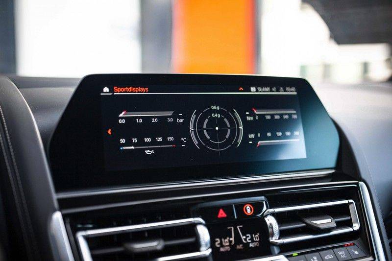 BMW 8 Serie 840d xDrive High Executive *Laser / Harman-Kardon / HUD / Nachtzicht / Carbon / ACC / Nekverwarming* afbeelding 18