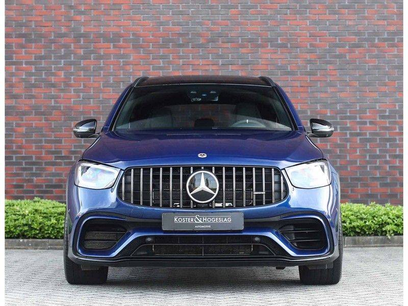 Mercedes-Benz GLC 63 S AMG 4-MATIC *Perf. stoel*510 PK*Driver Package*HUD*Camera* afbeelding 14