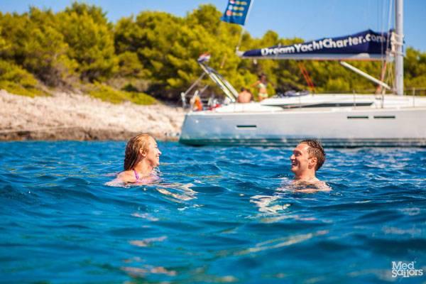 Enjoy an Underwater Adventure When Sailing Croatia