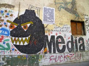 Egypt's nascent street art movement under pressure