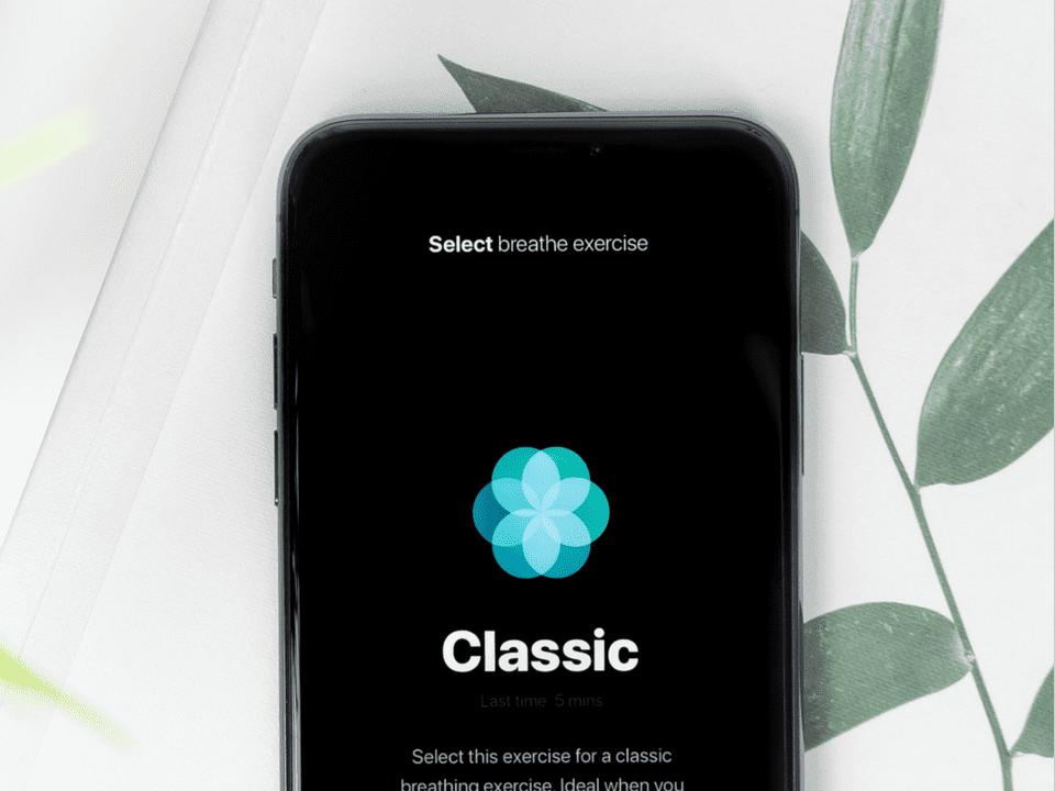 IOS app design for Classic - Featured image