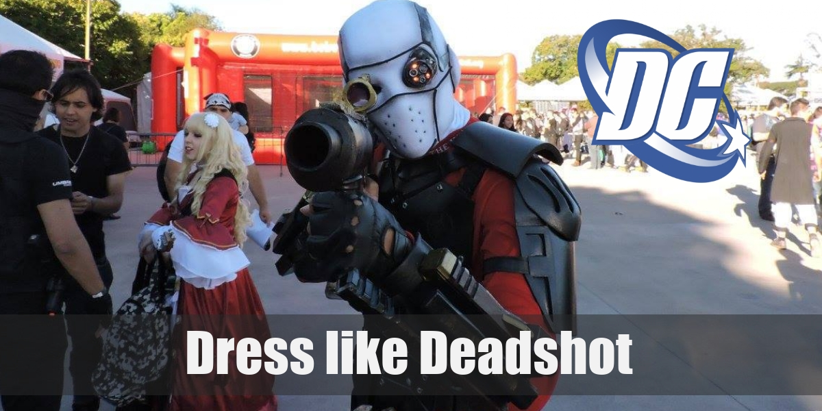 Costume Guide to Deadshot's Deadly Style from Suicide Squad