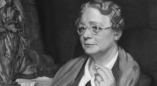 Illustration of Dorothy Sayers