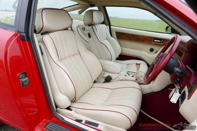 Aston Martin Virage 5.3 V8 RHD 1 Of 411 afbeelding 9