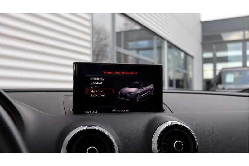 Audi S3 Cabriolet 2.0 TFSI quattro Virtual Cockpit, Matrix LED afbeelding 18