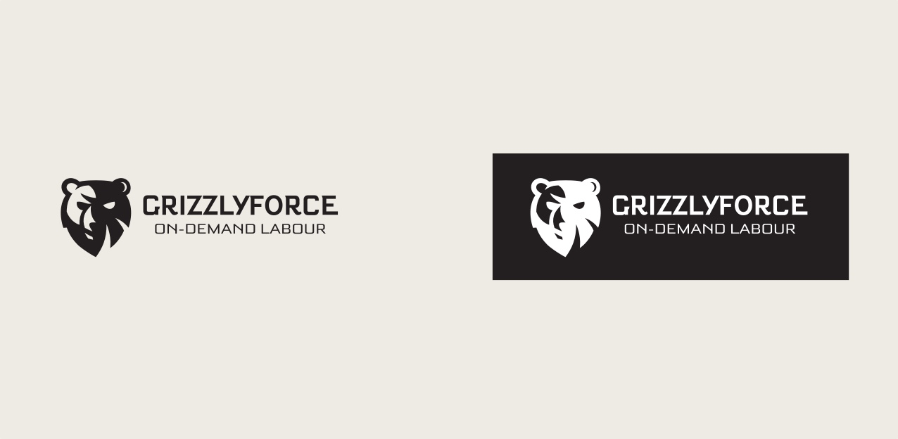 The original Grizzly Force identity