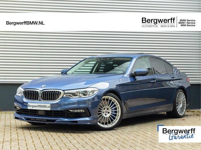 BMW 5 Serie ALPINA B5 Bi-Turbo - Sperre - Sport Brakes - Night Vision afbeelding 1