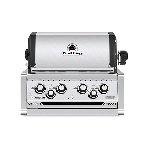 BBQ Broil King Imperial 490 Encastré