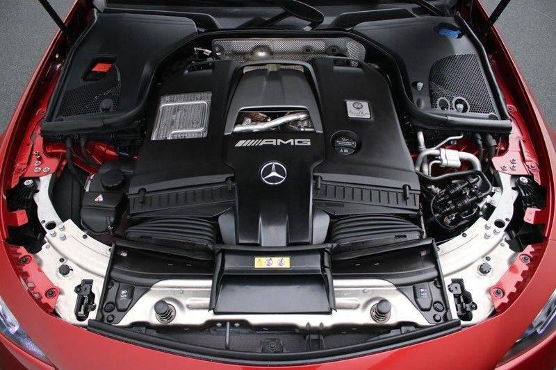 Mercedes-Benz E-Klasse 63 S AMG 4Matic-plus kuipstoelen pano carbon afbeelding 23